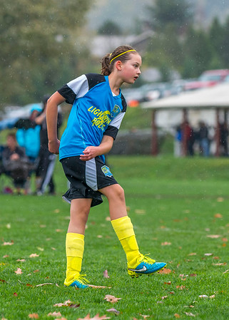 Lightning Bolts versus Grizzly Girls 10-8-2016
