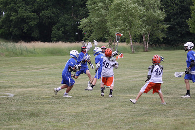 Sweet Laxin - Day 1 (2nd Game)