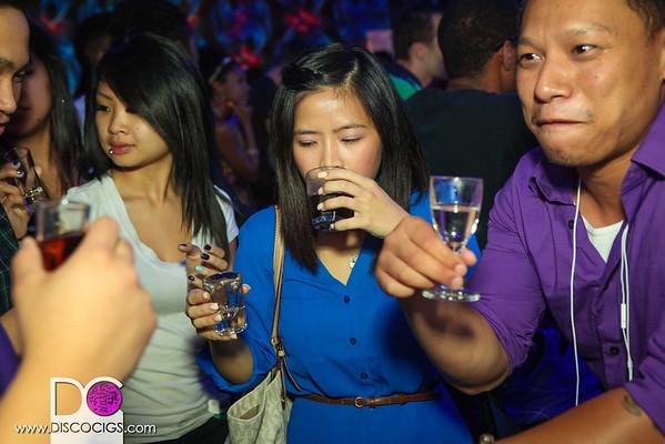 David Ha and Rachel Choi's Birthday @ Aitunes | Friday 6-13-14