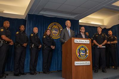 5-22-18 Jacksonville Uniform Crime Report Numbers