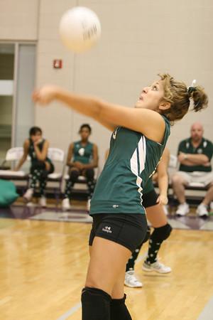 Adairsville Volleyball 9-14-07
