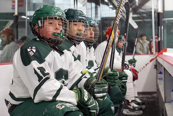 Parents' Weekend: Thirds Hockey Scrimmage