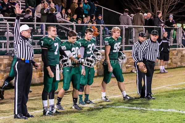 #2 Christ School vs Davidson Day 2012