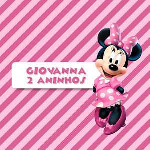 Aniversário | Giovanna 2 anos