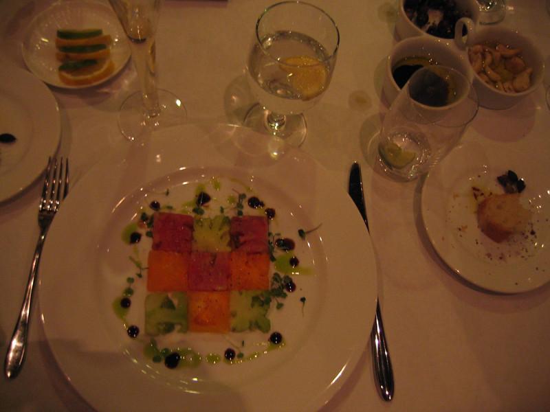 Heirloom Tomato Mosaic