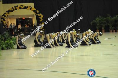 Collegiate Teams - Purdue University Twirlers vs (2)