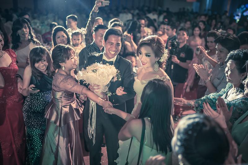 Socheat & Dalin's Wedding