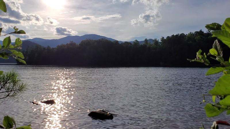 20190624 Lake Santeetlah Phone Video 001.MP4