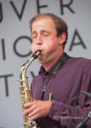 Vancouver International Jazz Festival 6/23 - 24/18