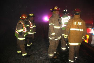 MVA, Car, Mile Marker 129, Interstate 81, Mahanoy Township (11-26-2013)