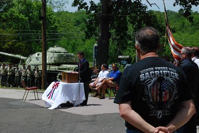 Memorial Day at Legion 2014