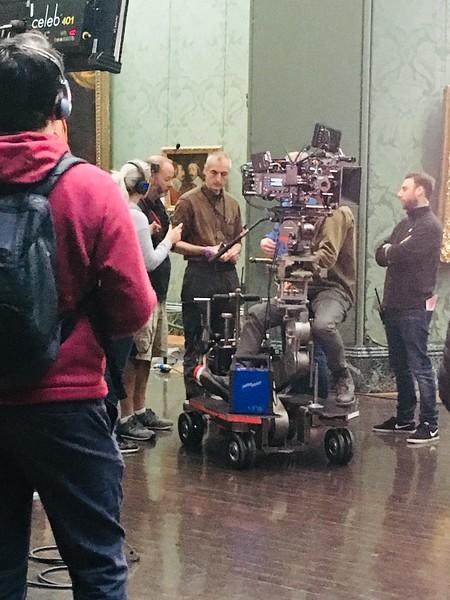 National Galler Actors filming .JPG