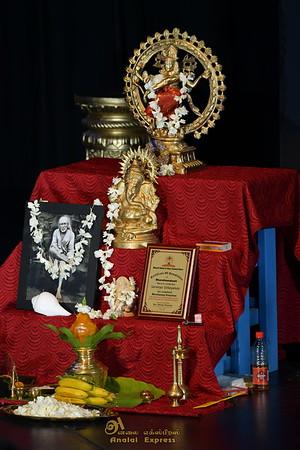 Bharathanatya Arangetram of Saranya Uthayanan