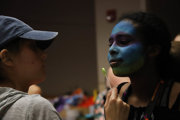 Workshop:  Face Painting Extravaganza