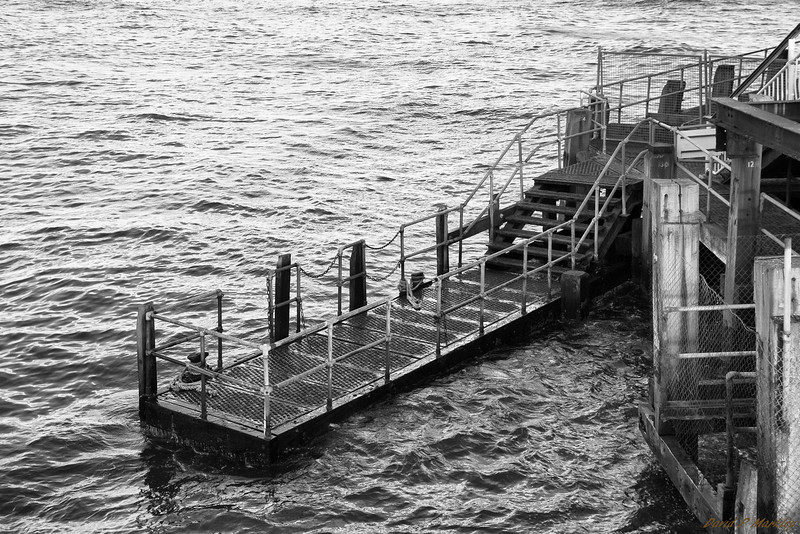Moving Pier