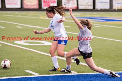 Mariemont High School Womens Soccer 2018