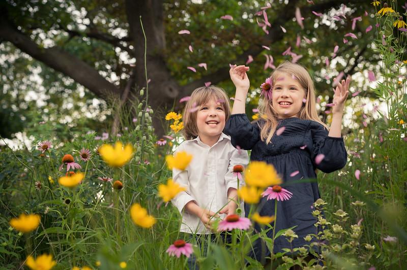 Chicago, Summer 2020, Family Mini Photo Adventure by Megan Bearder. www.MeganElizabethStudios.com