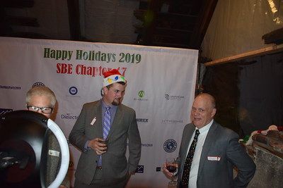 2019 SBE 47 Christmas Party