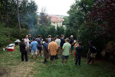 Hiadudes Backyard 2015