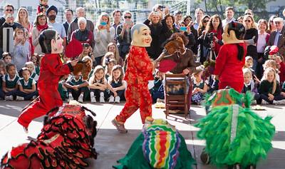 Lion Dance   February 13, 2014