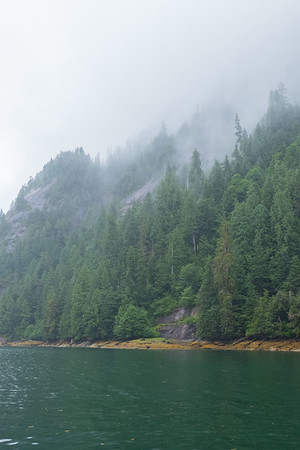 Cruising Misty Fjord National WIlderness