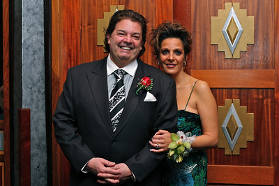 OSIA- Honoring Tom and Claudette Valenti 2011