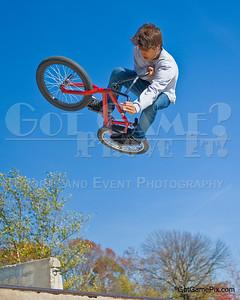 2011 - Nov. 5 - Memorial Park - BMX