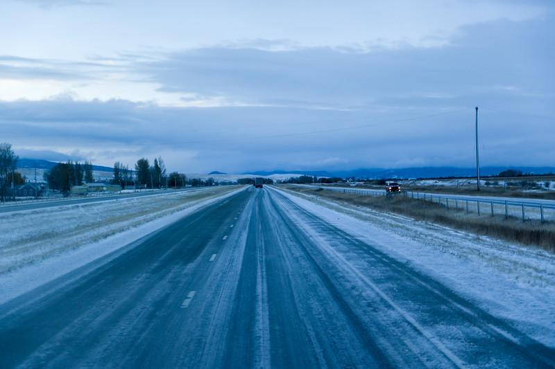 Classis Montana Winter Roads