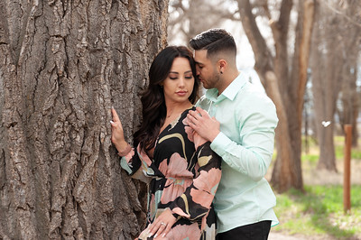The Engagement of Gina & Jayce
