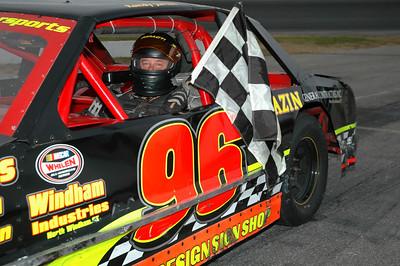 Thompson Speedway 9-25-08 Victory Lane
