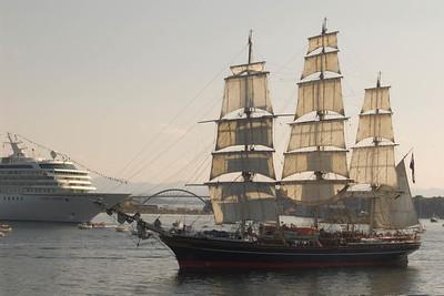 August 2008 Tall Ships Race