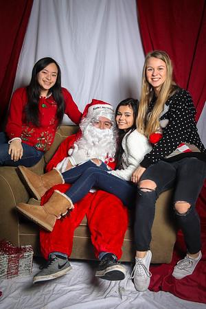 Free Santa Portraits
