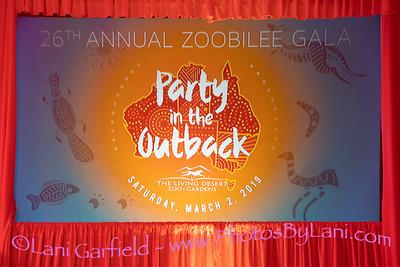 Zoobilee Gala 3/2/19 by Lani & JP
