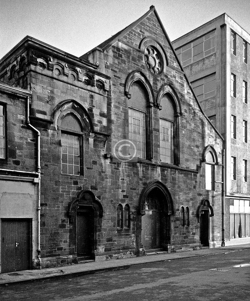 Brook St., St Clement's. 