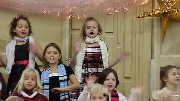 Ali Christmas Program
