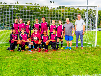 2018 Soccer Team Photos