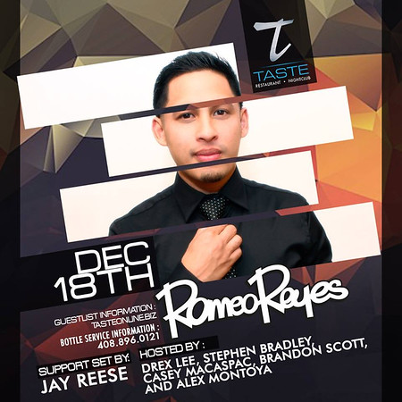 The Agency With Romeo Reyes 12.18.15