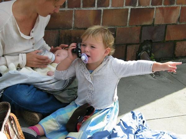 Lola on the phone Sept.'04.JPG