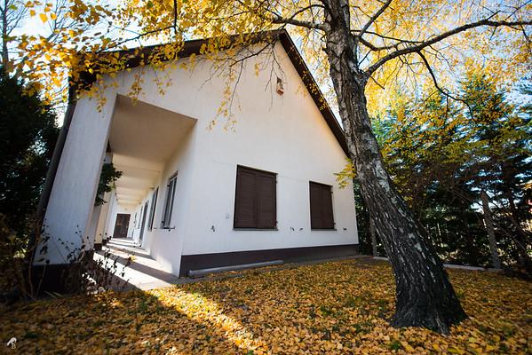 Szigetbecse: the village, where André Kertész lived