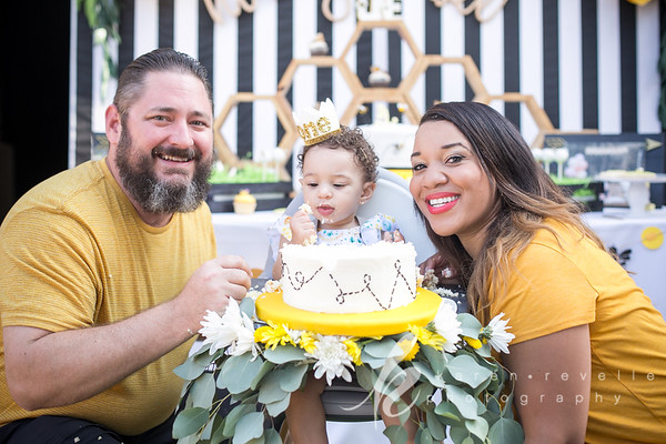 Brooklyn's 1st Bday Party! :: 09.17.17