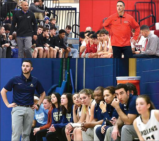 Basketball Coaches 1-5-21