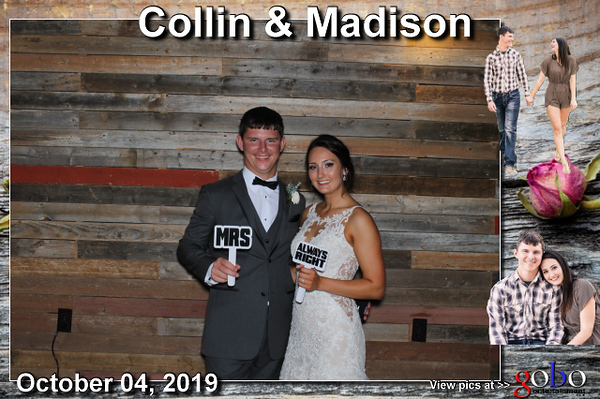 20191004 Huber Wedding