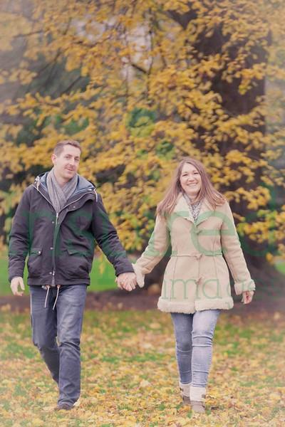 Rachael & Andrew Engagement Shoot - Greenwich Park