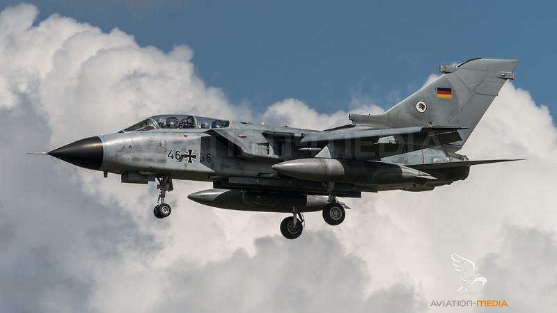 German Air Force TLG51 / PANAVIA Tornado ECR / 46+36