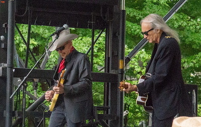 Dave Alvin and Jimmie Dale Gilmore 2019