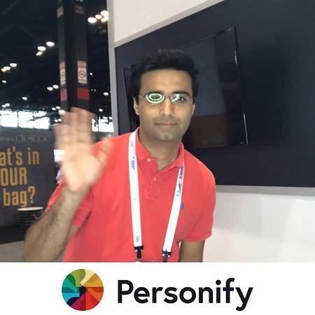 Personify (08/19-08/20/18)