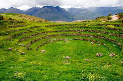Peru - Maras and Moray