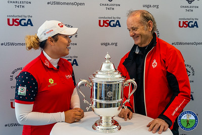 USGA 2019 U.S. Women's Open Media Day