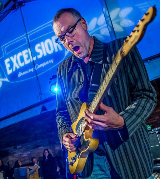 Paul Diethelm, Slip Twister-Excelsior Brewery Octoberfest 2014