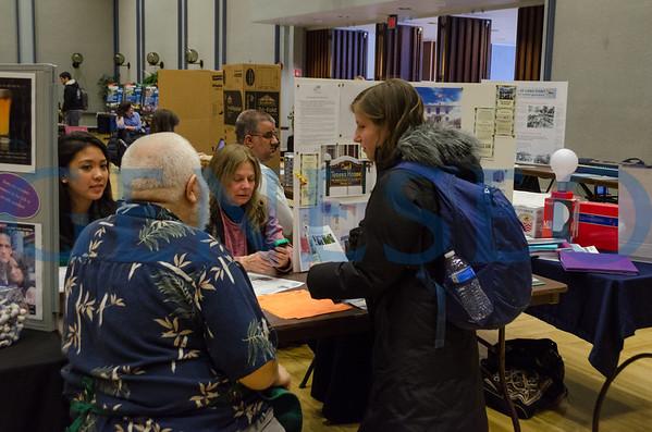 Volunteer Expo (Photos by JC & SH)